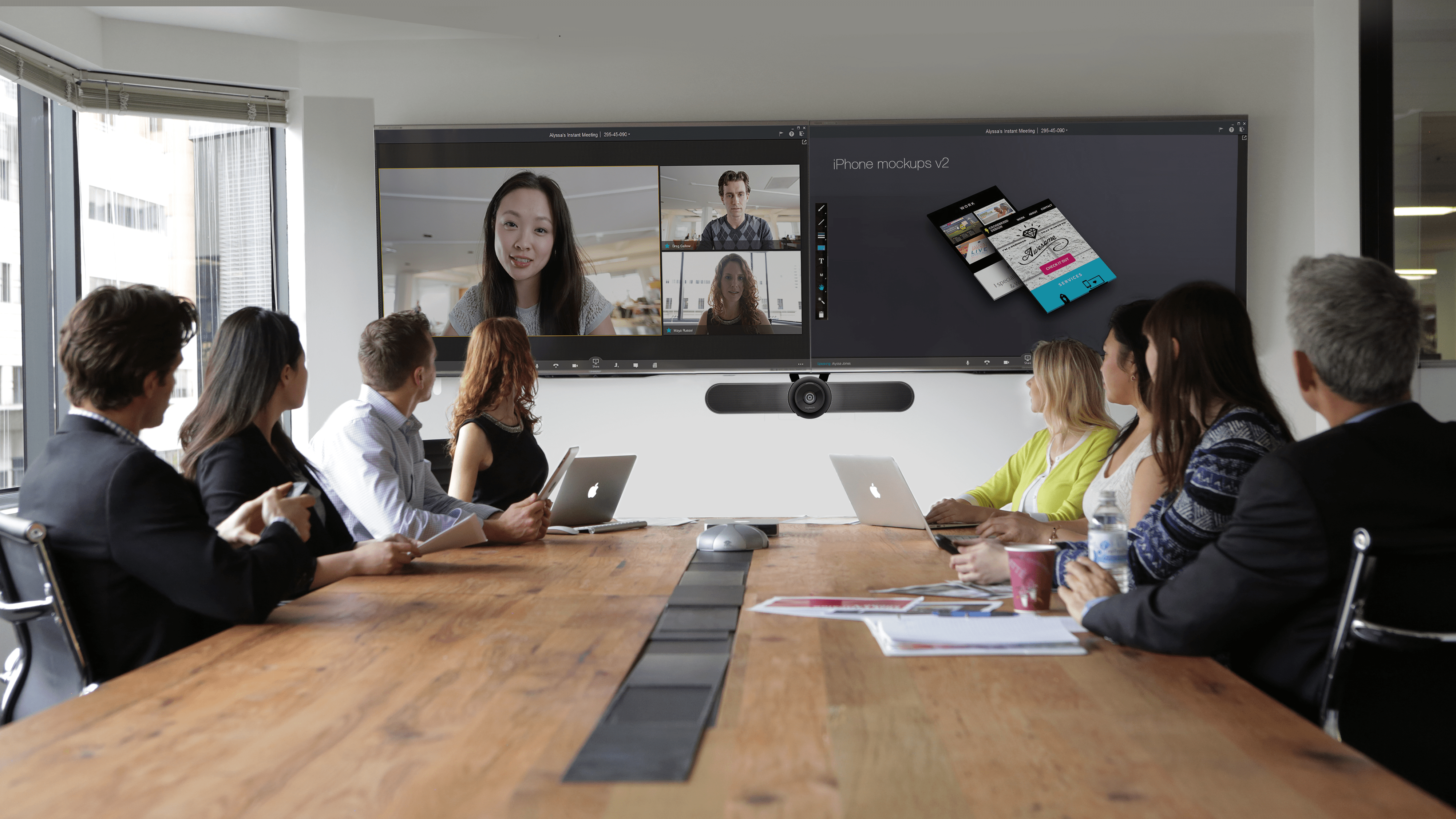 Extend the power of Fuze Meetings to any room